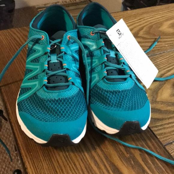 950a6a94df5c Solomon Cross Amphibian Swift water shoe